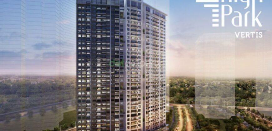 2BR Condo in High Park Vertis North, Quezon City