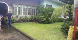 688sqm Residential lot with Old house in Quirino Highway