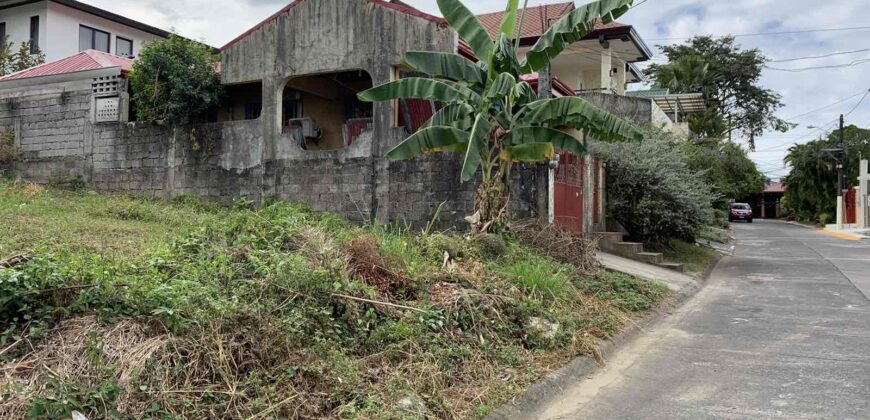 Residential Lot in Filinvest 2 Quezon City
