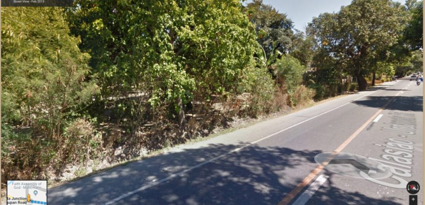 10,000 sqm commercial lot in Pangasinan