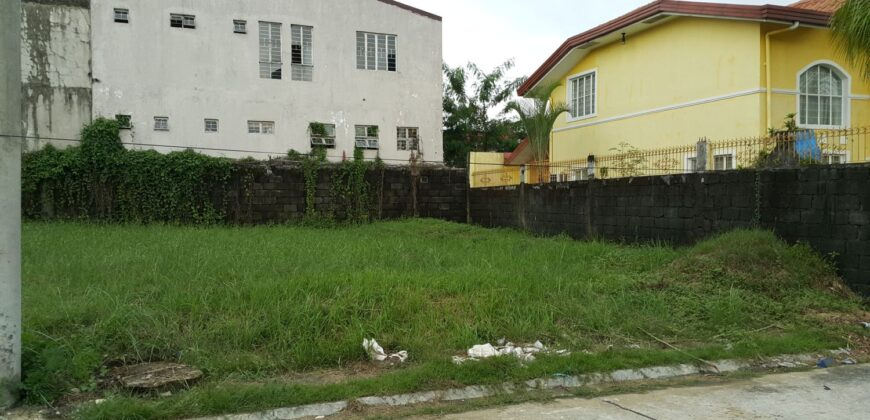 154 SQM Residential Lot in Eastwood Greenview Montalban