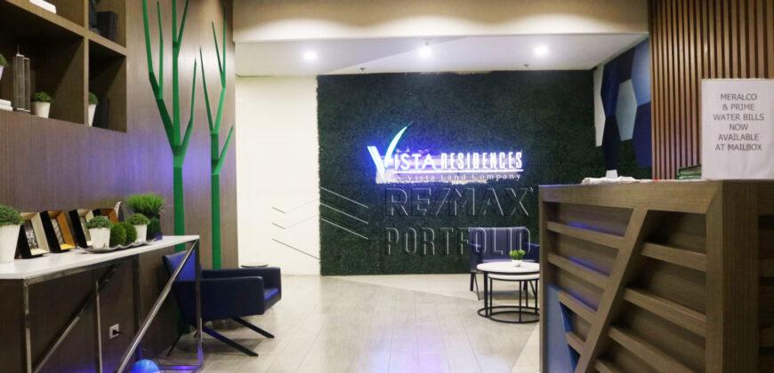Studio Unit in Vista Katipunan, Quezon City