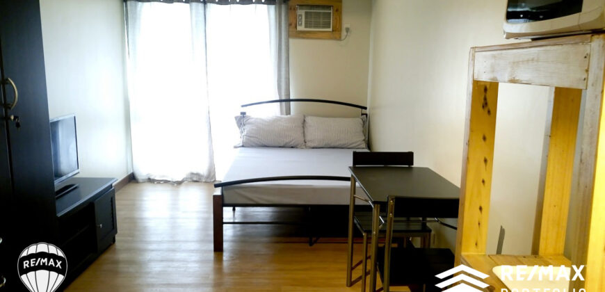 FOR SALE: Studio unit in Flair Towers, Mandaluyong