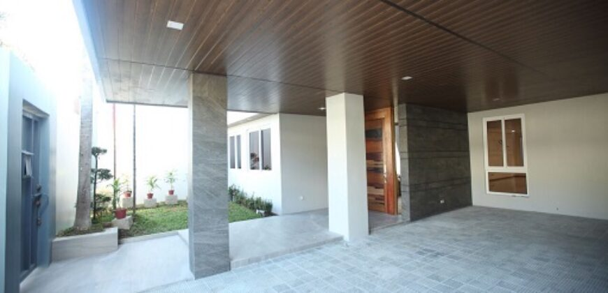 FOR SALE: New Single Detached House and Lot in Addition Hills, Mandaluyong