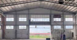 For Lease High-Ceiling Warehouse in San Fernando, Pampanga