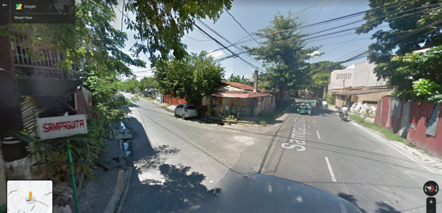 FOR SALE! House & Lot in TS Cruz Subdivision