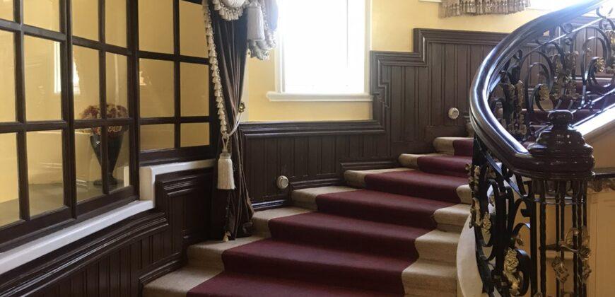 FOR SALE: 10 BR 3 Storey Fully Furnished Mediterranean Mansion at Loyola Grand Villas