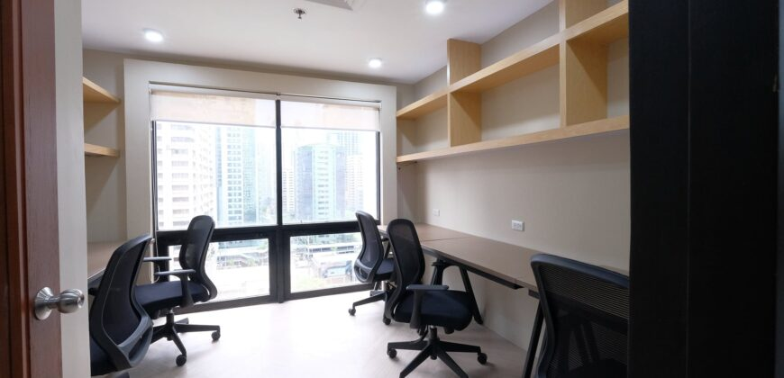 Flexible Leasing Options for Private Office Spaces at Tektite Towers Ortigas