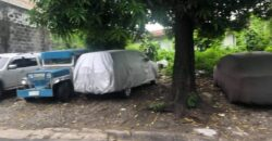 For sale 253 sqm vacant lot for redevelopment in Novaliches, Quezon City