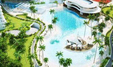 2BR condo w/ parking in Azure Urban Resort Residences, Paranaque