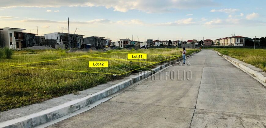 Residential Lot in Antel Grand Broadmore