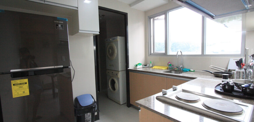 Large 1BR Condo Unit with Parking in GolfHill Gardens, Quezon City