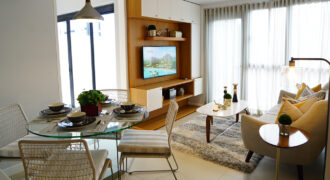 3BR condominium in The Vantage at Kapitolyo