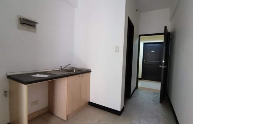 FOR SALE! STUDIO at Chateau Elysee at SMDC Bicutan