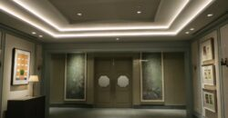 Prime Studio unit w/ parking in The Proscenium Residences, Rockwell Center, Makati City