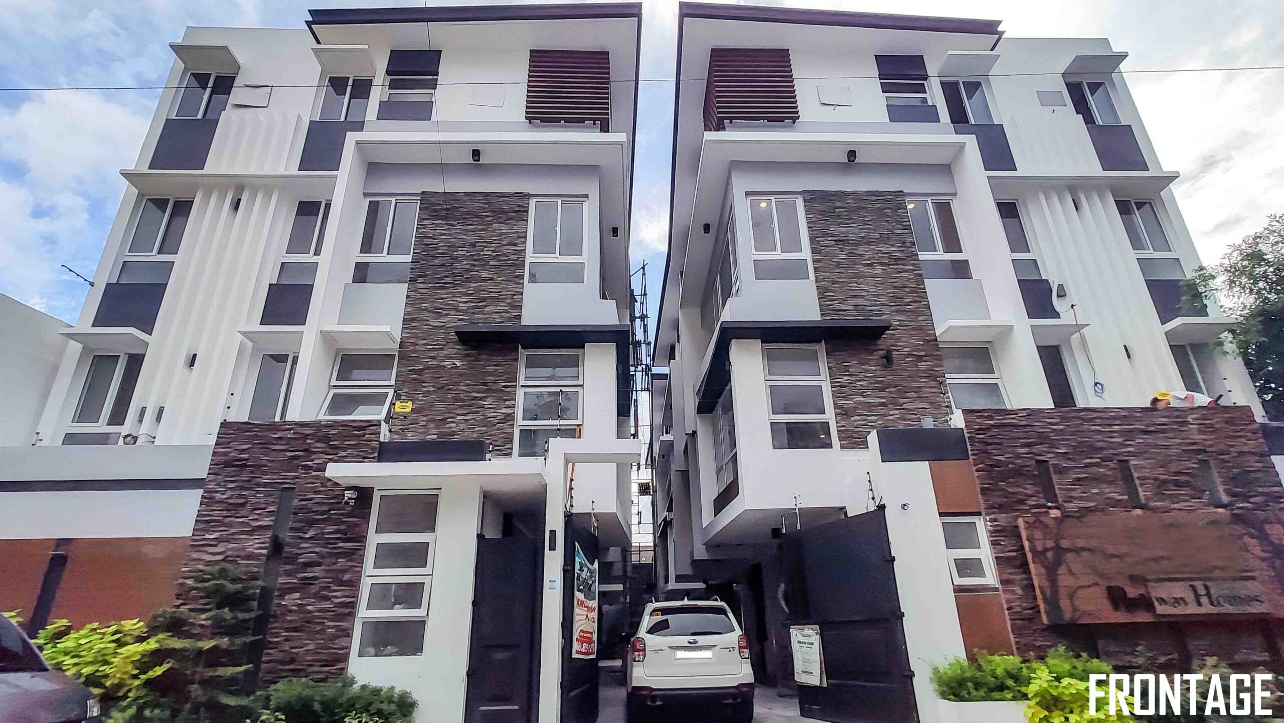 4-BR Solar Powered Townhouse in Scout Rallos, Quezon City