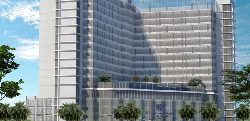 Investment Fire Sale: Twin Suite Unit in Kingsford Hotel Bayshore City