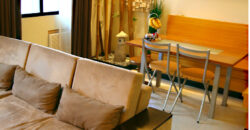Studio with 1BR combined unit at The Palmdale Heights in Pasig City with Parking