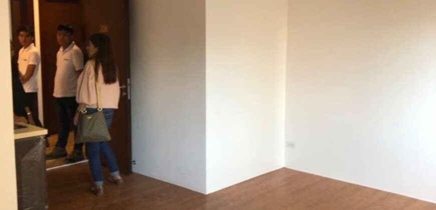 Studio unit For sale at Larossa in Capital Hills, Quezon City