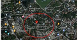 Horseshoe Village property with Old House in Quezon City