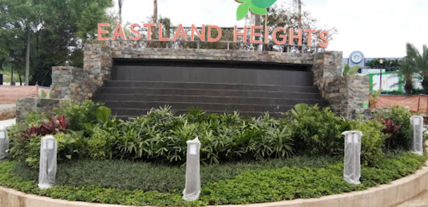 Commercial Lot At Eastland Heights, Antipolo City