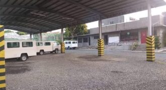 Gated Commercial Land with Office and Quarters, and Garage/Parking in Deparo, Caloocan